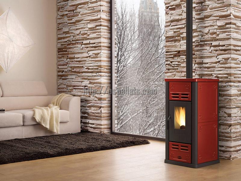 extraflame salamandras pellets aquecimento ar. Black Bedroom Furniture Sets. Home Design Ideas